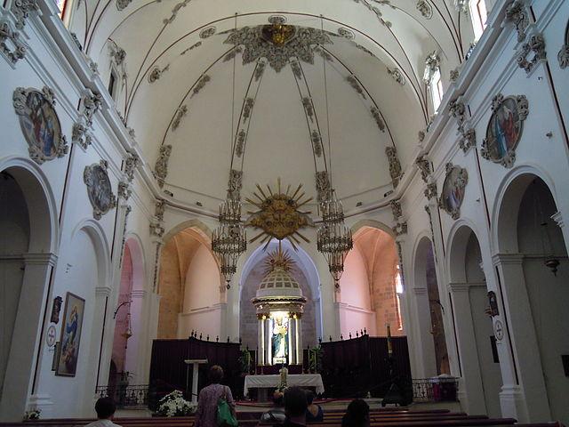 Bezienswaardigheden Cathedraal Ibiza