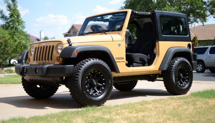 Jeep Ibiza
