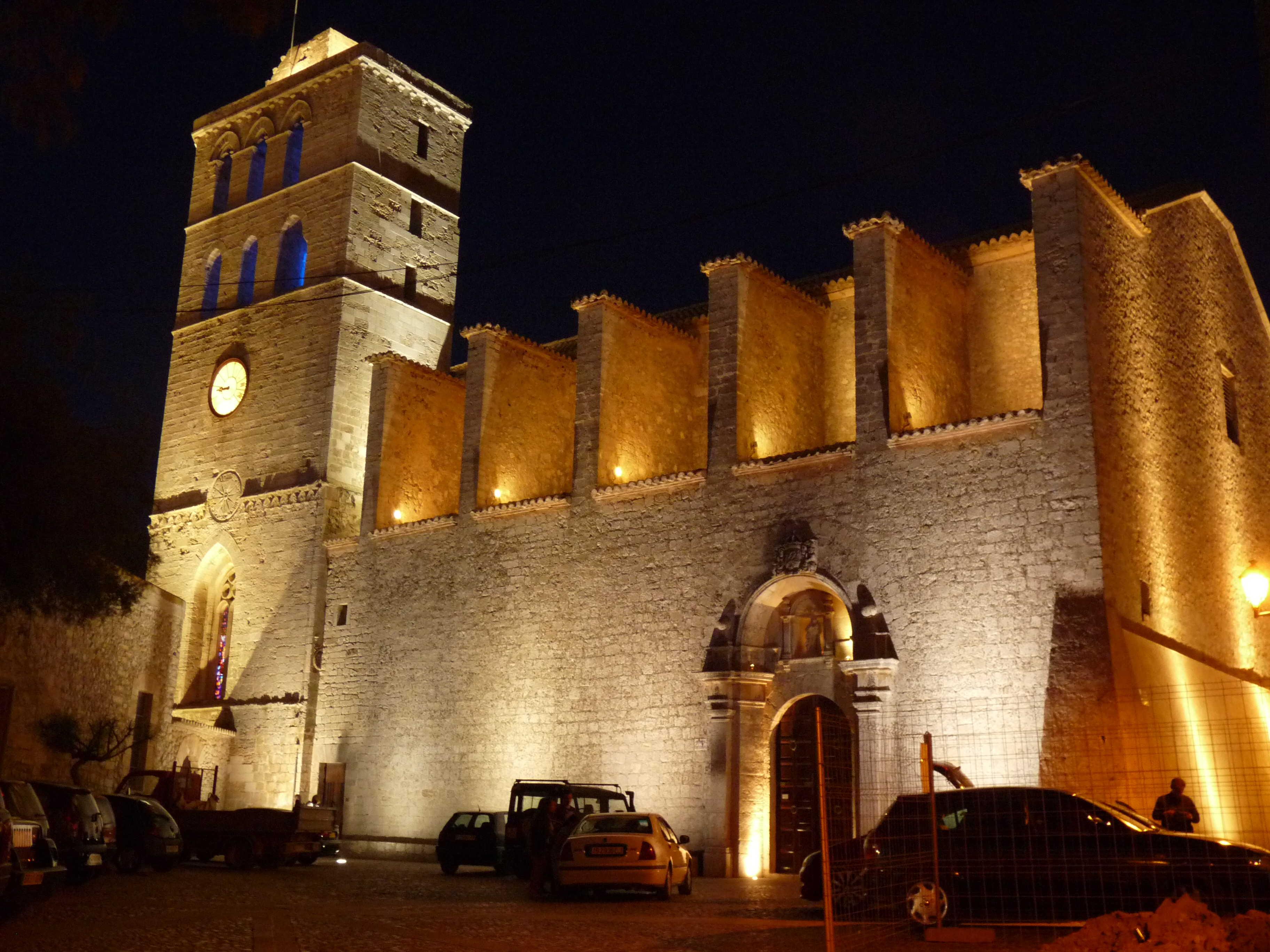 Bezienswaardigheden Oude centrum Dalt Vila in Ibiza