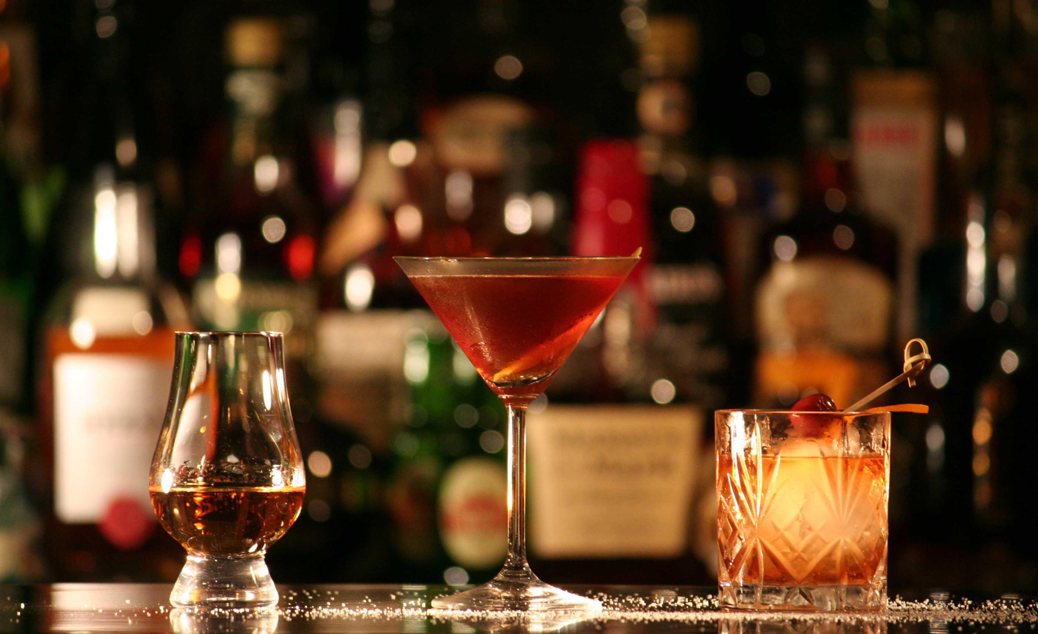 Cocktails drinken Ibiza