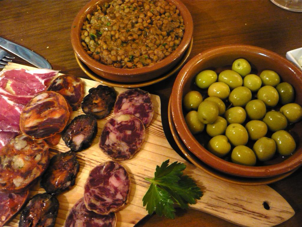 Restaurant Tapas Ibiza