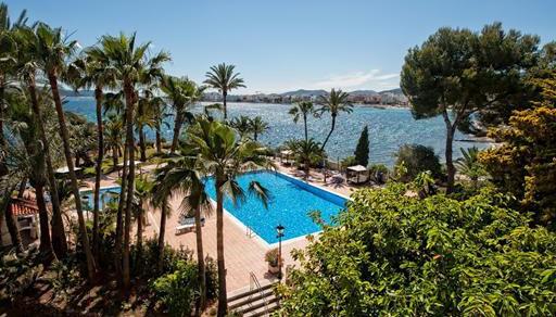Uitzicht Hotel Zee