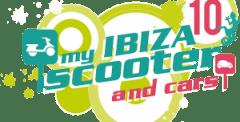 Logo My Ibiza Scooters verhuur
