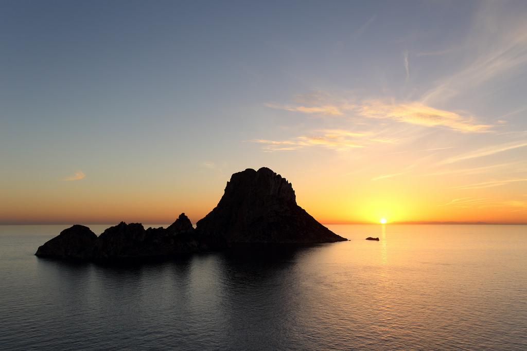 Es Vedra op Ibiza